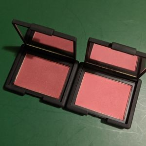 2x NARS Blushes (Seduction and Amour)